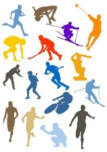 Sport/ idrettskader